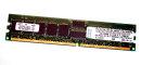1 GB DDR-RAM 184-pin PC-3200R CL3 Registered-ECC  Samsung...