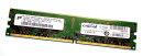 1 Go de mémoire DDR2-RAM 240 broches 2Rx8...