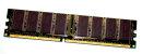 1 GB DDR-RAM 184-pin PC-2100U non-ECC   Kingston...