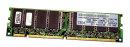 128 MB SD-RAM 168-pin PC-100  non-ECC  CL3  Mitsubishi...