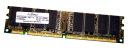 64 MB SD-RAM 168-pin PC-100 non-ECC  CL2  Fujitsu...