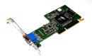 AGP-Grafikkarte ATI Rage XL 3D AGP 2x (3,3V) 8MB SD-RAM...