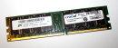1 GB DDR-RAM PC-2700U non-ECC CL2.5 PC-Memory Micron...