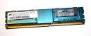 2 GB DDR2-RAM ECC Fully Buffered 2Rx4 PC2-5300F CL5...