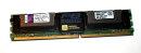 2 GB DDR2-RAM 240-pin ECC Fully Buffered 2Rx8 PC2-5300F...
