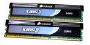 4 GB DDR3-RAM (2x 2GB) 240-pin PC3-10600U non-ECC...