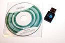 Mini USB 2.0 WiFi Wireless Adapter WLAN 300 Mbps IEEE...