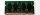 1 GB DDR2 RAM 200-pin SO-DIMM 2Rx16 PC2-5300S  Hynix HYMP112S64CP6-Y5 AB-C