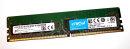 8 GB DDR4-RAM 288-pin 1Rx8 PC4-17000 non-ECC 2133MHz 1,2V...