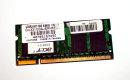 1 GB DDR2-RAM 200-pin SO-DIMM PC2-5300S 64Mx8 1.8V...