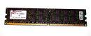 4 GB DDR2-RAM 240-pin Registered-ECC PC2-3200R CL3...