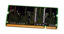 128 MB DDR RAM 200-pin SO-DIMM PC-2100S  Infineon...
