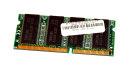 64 MB SO-DIMM 144-pin PC-133 SD-RAM  Kingston...