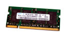 1 GB DDR2 RAM 200-pin SO-DIMM 2Rx16 PC2-5300S Samsung...
