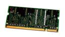 256 MB DDR-RAM 200-pin SO-DIMMPC-2100S   Kingston...