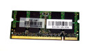 1 GB DDR2-RAM 200-pin SO-DIMM 2Rx8 PC2-4200S   Qimonda...