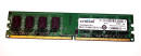 2 GB DDR2-RAM 240-pin PC2-6400U non-ECC  Crucial...