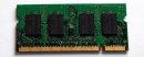 1 GB DDR2 RAM 200-pin SO-DIMM 2Rx16 PC2-6400S   Samsung M470T2864QZ3-CF7