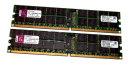 16 GB (2x 8GB) DDR2-RAM 240-pin Registered-ECC PC2-5300P...
