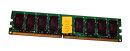 2 GB DDR2-RAM 240-pin PC2-5300U non-ECC CL5  takeMS...