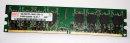 1 GB DDR2-RAM 240-pin 2Rx8 PC2-6400U non-ECC   Hynix HYMP512U64CP8-S6 AB-T