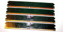 4 GB DDR-RAM Kit (4 x 1GB) PC2-5300U nonECC   Transcend...