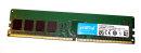 4 GB DDR4-RAM 288-pin PC4-17000 non-ECC 2133MHz  1,2V...