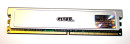 1 GB DDR2-RAM 240-pin PC2-5300U CL5  non-ECC 1.8V  GEIL...