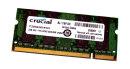 2 GB DDR2 RAM 200-pin SO-DIMM PC2-6400S   Crucial...