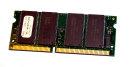 128 MB SO-DIMM 144-pin SD-RAM PC-100 MSC...