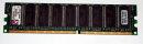 1 GB DDR-RAM PC-3200 ECC Kingston D12872D30A