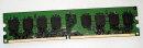 1 GB DDR2 RAM 240-pin PC2-4200U non-ECC Kingston KFJ2888/1G   99..5316