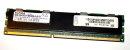 4 GB DDR3-RAM Registered ECC 2Rx4 PC3-10600R Elpida...