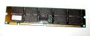 128 MB EDO DIMM 168-pin 3.3V Buffered ECC 16Mx72  NEC...