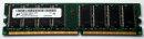1 GB DDR RAM 184-pin PC-3200U non-ECC   Micron...