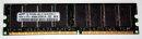 1 GB DDR-RAM 184-pin PC-3200U non-ECC  Samsung...