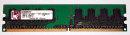 1 GB DDR2-RAM  PC2-4200U non-ECC 533 MHz  Kingston...