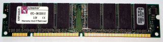 512 MB SD-RAM 168-pin PC-133U non-ECC  Kingston KTC-EN133/512   9905220   double-sided