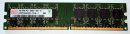 1 GB DDR2-RAM 240-pin 2Rx8 PC2-5300U non-ECC  Hynix...