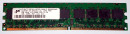 1 GB ECC DDR2-RAM 240-pin 2Rx8 PC2-5300E  Micron...