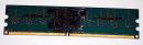 1 GB DDR2-RAM 240-pin 1Rx8 PC2-6400U non-ECC  Hynix HMP112U6EFR8C-S6 AB