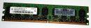 1 GB ECC DDR2-RAM 240-pin 2Rx8 PC2-4200E Qimonda HYS72T128020HU-3.7-A