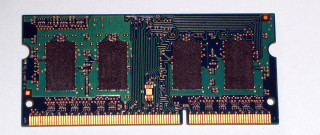 1 GB DDR3-RAM 204-pin SO-DIMM 2Rx16 PC3-8500S  Hynix HMT112S6BFR6C-G7 N0 AA-C