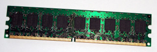 1 GB DDR2-RAM 240-pin ECC-Memory 2Rx8 PC2-4200E  Samsung M391T2953CZ3-CD5