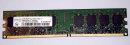 1 GB DDR2-RAM 240-pin 2Rx8 PC2-5300U Aeneon...