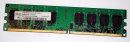 1 GB DDR2-RAM 240-pin 2Rx8 PC2-5300U non-ECC  Aeneon...