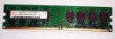 1 GB DDR2-RAM 240-pin 2Rx8 PC2-6400U non-ECC Hynix...