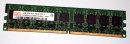 1 GB DDR2-RAM 2Rx8 PC2-5300E ECC-Memory  Hynix...