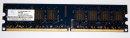 1 GB DDR2-RAM 240-pin 2Rx8 PC2-4200U non-ECC   Nanya...