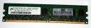 1 GB DDR2-RAM 240-pin 2Rx8 PC2-6400E ECC-Memory Micron...